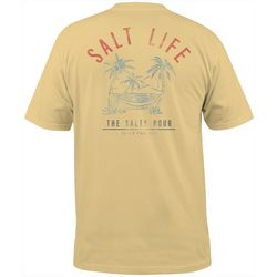 Salt Life Mens Happy Hour Short Sleeve T-Shirt