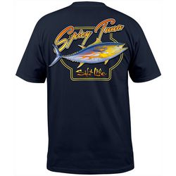 Salt Life Mens Spicy Tuna Short Sleeve T-Shirt