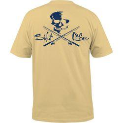 Mens Skulls & Poles T-Shirt