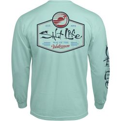Salt Life Mens Salt Vibe Long Sleeve T-Shirt