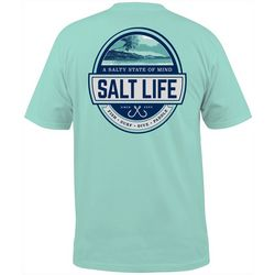 Salt Life Mens Scenic State T-Shirt