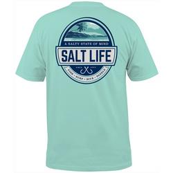 Mens Scenic State T-Shirt