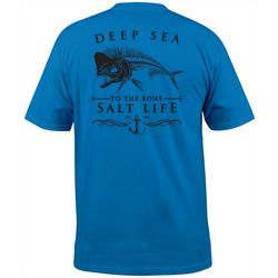 Salt Life Mens To The Bone Short Sleeve T-Shirt