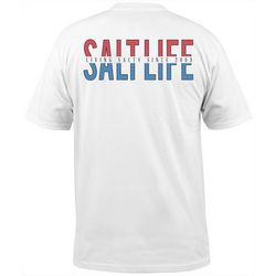 Salt Life Mens Short Sleeve Keep It Real T-Shirt