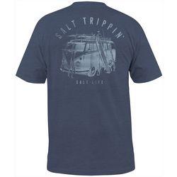 Salt Life Mens Salt Trippin' Short Sleeve T-Shirt