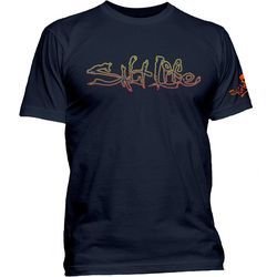 Salt Life Mens Glow Short Sleeve T-Shirt