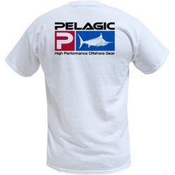 PELAGIC Mens Deluxe Rasta Classic T-Shirt