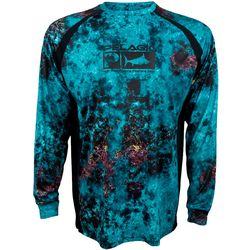 PELAGIC Mens VaporTek Long Sleeve Sunshirt