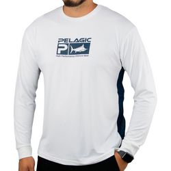 PELAGIC Mens AquaTek Pro Performance Fishing Shirt