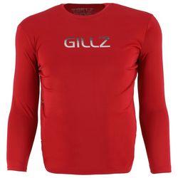 Gillz Mens Contender Series Vented Long Sleeve T-Shirt