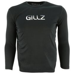 Gillz Mens Contender Series Shark Long Sleeve T-Shirt