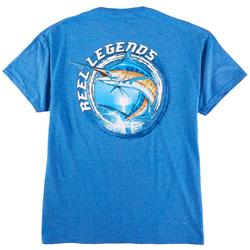 Mens Billfish Graphic T-Shirt