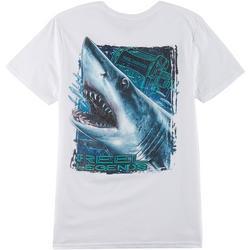 Mens Look Sharp Mako Short Sleeve T-Shirt