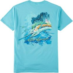 Reel Legends Mens Sail Away Short Sleeve T-Shirt