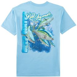 Reel Legends Mens Tuna T-Shirt