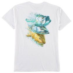 Reel Legends Mens Classic Inshore Slam T-Shirt