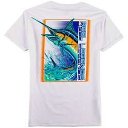 Reel Legends Mens Marlin Expedition T-Shirt