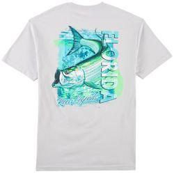 Reel Legends Mens Tarpon Swim T-Shirt