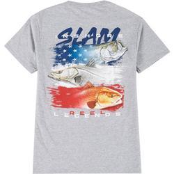 Mens Slam Short Sleeve T-Shirt