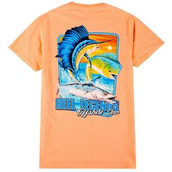 Mens Short Sleeve Offshore Slam T-Shirt