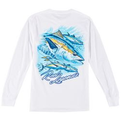 Reel Legends Mens Big Tuna Long Sleeve T-Shirt