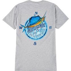 Reel Legends Mens Ultimate Catch T-Shirt