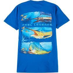 Mens Top 3 Stack Slam T-Shirt