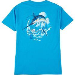 Reel Legends Mens Marlin Harvey T-Shirt