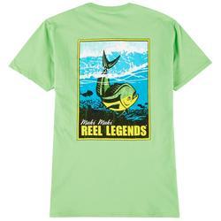 Mens Mahi Mahi Poster T-Shirt