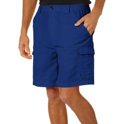 Mens Bonefish UPF 50 Quick Dry Cargo Shorts