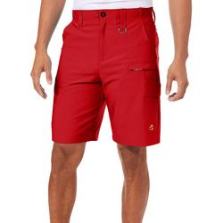 Mens Harbor Performance Cargo Shorts