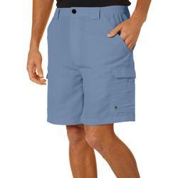 Mens Bonefish UPF 30 Quick Dry Cargo Shorts