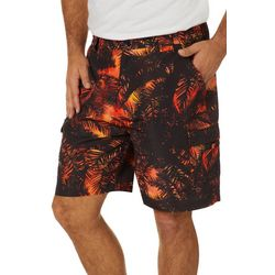 Reel Legends Mens Bonefish Mystery Palms Shorts