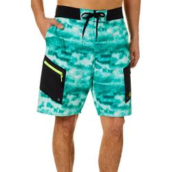 Mens Skyway Icy Grouper Boardshorts