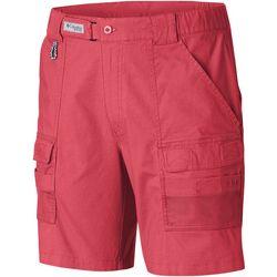 Mens Half Moon Solid Shorts