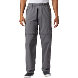 Mens Backcast Convertible Pants