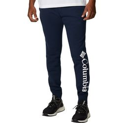 Columbia Mens Logo Fleece Jogger Pants