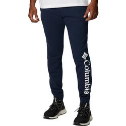 Mens Logo Fleece Jogger Pants