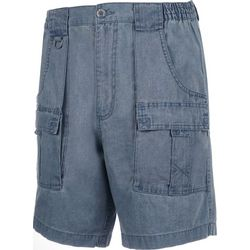 Mens Beer Can Island Cargo Shorts