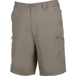 Mens Driftwood Stretch Hybrid Shorts