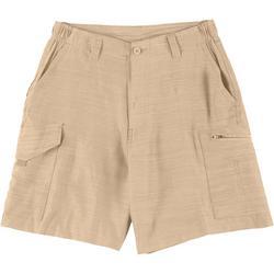 Mens Mackerel Quick Dry Cargo Shorts