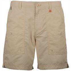 Salt Life Mens Top Water 8.5 Inch Hybrid Fishing Shorts