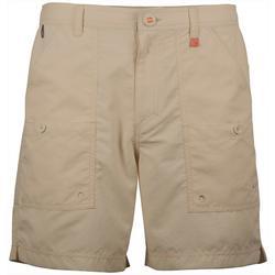 Mens Top Water 8.5 Inch Hybrid Fishing Shorts