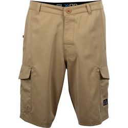 Mens La Vida Hybrid Cargo Shorts
