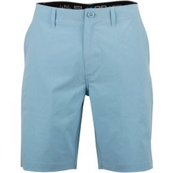Salt Life Mens Transition Aqua SLX Boardshorts