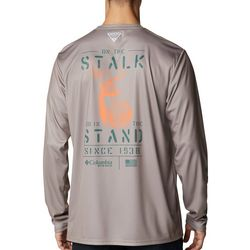 Columbia Mens PHG Stalk The Stand Long Sleeve Top