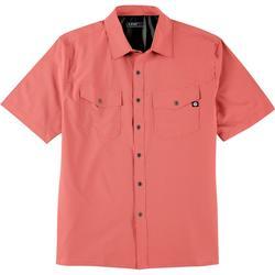 Mens Huckleberry Short Sleeve Shirt