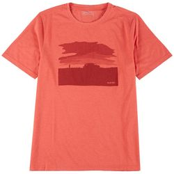 Hi-Tec Mens Short Sleeve Bluff Head Tee