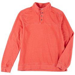 Hi-Tec Mens Little Gourd Biowash Sweatshirt