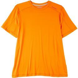 Mens Henderson Textured Grid Performance T-Shirt